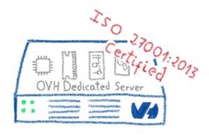 Certificación de los servidores de OVH