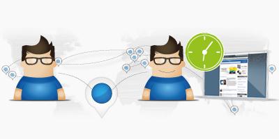 Funcionamiento de una red de distribución de contenidos