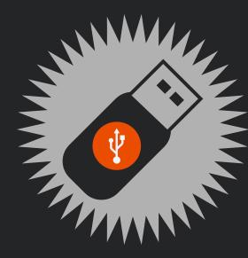 Besoin d'espace de stockage supplémentaire ? Pensez à la clé USB